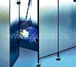 Система профилей легких перегородок Alt 118