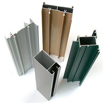 Профиль алюминиевый оконный