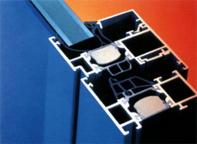 Окраска алюминиевого профиля
