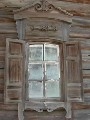 Окна на Руси