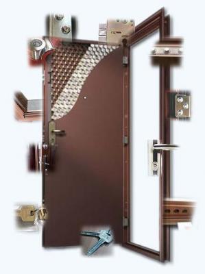 металлические двери с звукоизоляцией